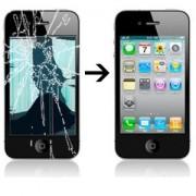 Substituição de display/vidro/lcd/touch de telemóvel iPhone 4 / 4S