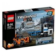 geschenkidee.ch LEGO Technic Container-Transport