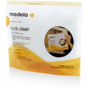 Bolsas Desinfección Microondas Quick Clean Medela