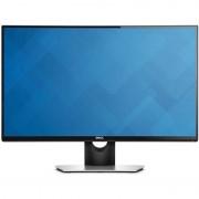 Monitor LED Curbat Dell SE2716H 27 inch 6ms Black Silver