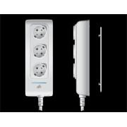 Ubiquiti mPower, mFi, 3-port Power EU, Wifi