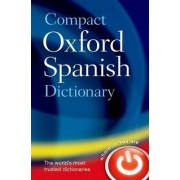 Compact Oxford Spanish Dictionary by Oxford Dictionaries
