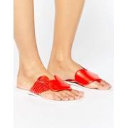 Vivienne Westwood Красные сандалии Vivienne Westwood For Melissa Harmonic Cherub