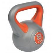 Kettlebell 8 kg plastican RING DB2819-8