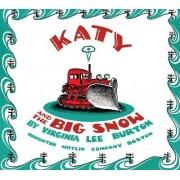 Katy and the Big Snow Board Book by Virginia Lee Burton