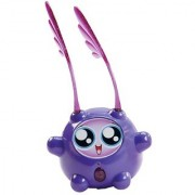 Fijit Friends Shimmies Purple Whirling Figure