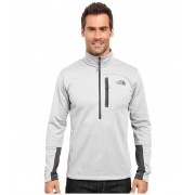 The North Face Canyonlands 12 Zip Pullover TNF Light Grey Heather