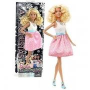 Mattel Barbie Fashionistas Doll 14 Powder Pink