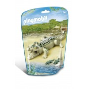 Playmobil 6644 Alligator Met Baby's