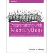 Micropython on the BBC Micro: Bit: Embedded Programming on the Handheld Arm-Powered Computer