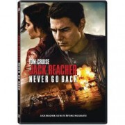 JACK REACHER: NEVER GO BACK DVD