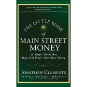 The Little Book of Main Street Money by Jonathan Clements