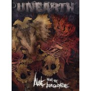 Unearth - Alive From the Apocalypse (0039843405291) (4 DVD)