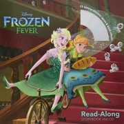 Frozen Fever Read-Along Storybook and CD by Meredith Rusu
