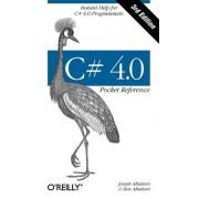C# 4.0 Pocket Reference by Joseph Albahari