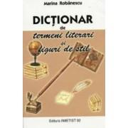Dictionar de termeni literari si figuri de stil - Marina Robanescu