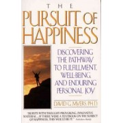 Pursuit of Happiness by PhD Professor David G Myers