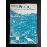 A History of Portugal: v. 1 by Marques A. H. De Oliveira