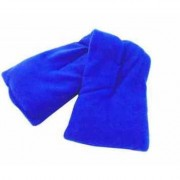Fleece Covered Heat Pack - Royal Blue