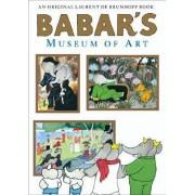 Babar's Gallery by Jean de Brunhoff