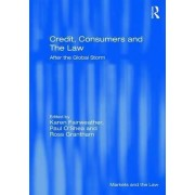 Credit, Consumers and the Law by Paul O'Shea