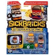 Sick Bricks Double Pack Theme 10 Action Figure