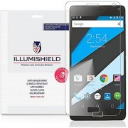Lenovo Vibe P1 Screen Protector [3-Pack] iLLumiShield - Japanese Ultra Clear HD Film with Anti-Bubble and Anti-Fingerprint - High Quality Invisible Shield - Lifetime Warranty