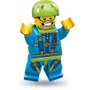 Lego Minifigurer serie 10 Fallskärmshoppare
