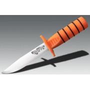 Faca Cold Steel Survival Edge Orange