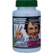 Black Cohosh 540mg 100 capsulas