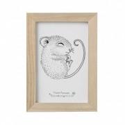 """Tablou """" Mouse """", l13xH18 cm"""