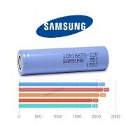 Samsung ICR 18650 - 22P 2200 mAh