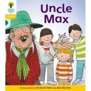 Oxford Reading Tree: Level 5: Floppy's Phonics: Uncle Max by Roderick Hunt