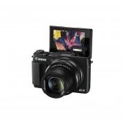 Cámara Digital Canon PowerShot G1X Mark II 12.8 Megapixeles, Zoom 5X, WiFi, Touch LCD, Full HD -Negro