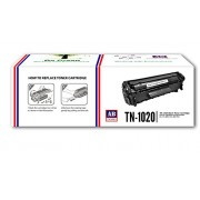 AB TN-1020 Compatible Black Toner Cartridge for Brother HL-1111, MFC-1811, DCP-1511
