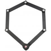 Trelock FS 300 TRIGO L Faltschloss 100 cm weiß 2017 Faltschlösser
