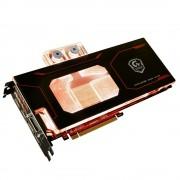 Carte graphique Gigabyte GeForce GTX 1080 Xtreme Gaming WATERFORCE WB 8G - GV-N1080XTREME WB-8GD - 8192 Mo DVI/HDMI/Tri DisplayPort - refroidissement liquide - PCI Express (NVIDIA GeForce avec CUDA GTX 1080)