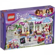 Конструктор Лего Френдс - Кафе и сладки Хартлейк - LEGO Friends, 41119