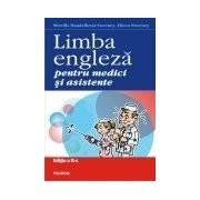 Limba engleza pentru medici si asistente Editia a II-a, revazuta si adaugita