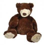 "Mary Meyer Brownie Bear Family, Little Bit Bigger Brownie Bear, 16"" by Mary Meyer"