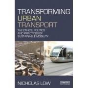 Transforming Urban Transport by Assoc Prof Nicholas Low