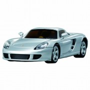 Complete Chassis Porsche Carrera GT Silver