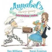 Annabels CHEWY-GOOEY birthday cake by Ken Williams