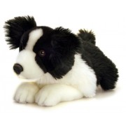 Keel Toys SD4259 - Perro border collie de peluche (35 cm)