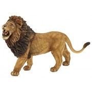 Papo Roaring Lion Toy Figure