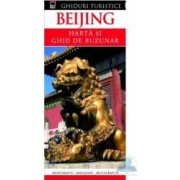 Ghiduri turistice - Beijing - Harta si ghid de buzunar
