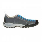 Scarpa Mojito Fresh Unisex Gr. 44 - grau blau / gray/azure - Halbschuhe