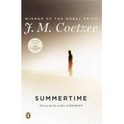 Summertime by Professor of General Literature J M Coetzee