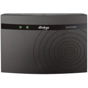 Router Wireless D-Link GO-RT-N150, 150 Mbps, Antena interna
