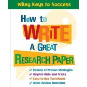 How to Write a Great Research Paper by Book Builders